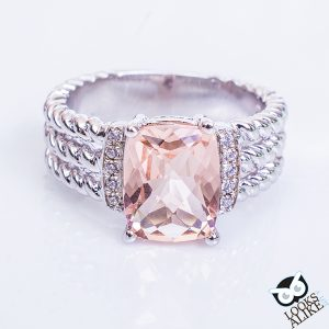 designer inspired ring