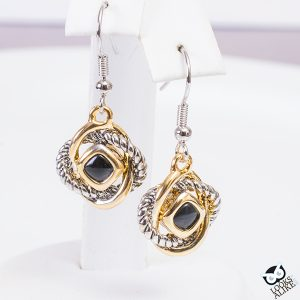 designer inspired earrings