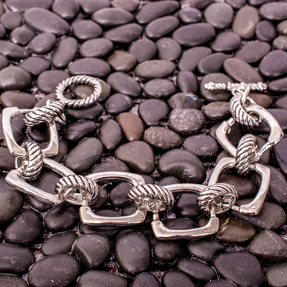 cable style jewelry
