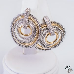 designer inspired cable jewelry