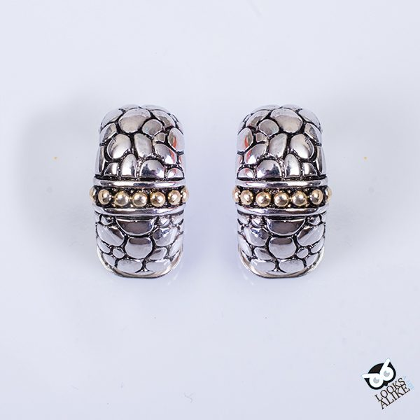 Kali Huggie Clip Earrings