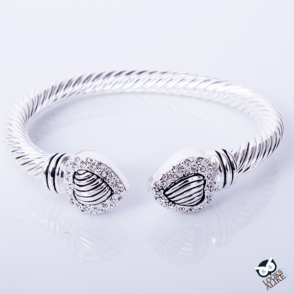 Designer Inspired Bracelet David Yurman Jewelry
