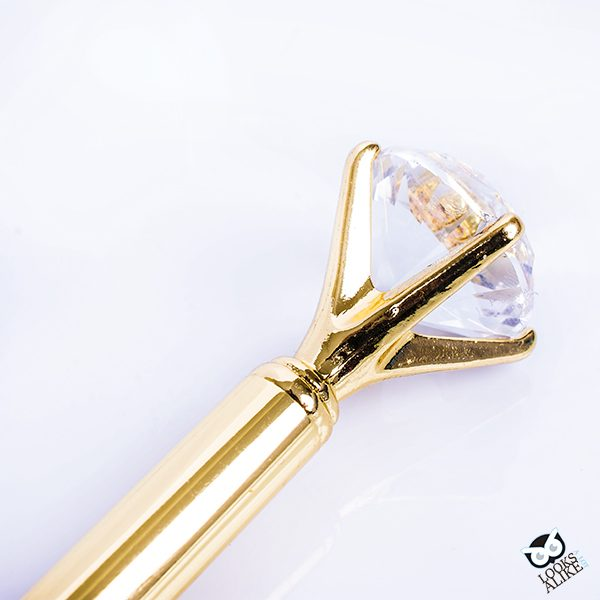 fashion pen gold