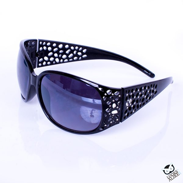 Black Pebble Sunglasses