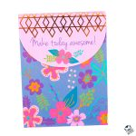 """Make Today Awesome"" Note Pad"