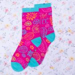 Wild Flower Socks