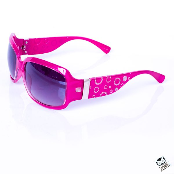 Pretty In Pink Fashion Sunglasses