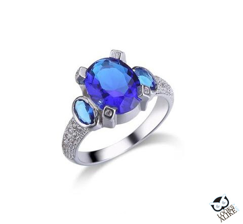 Micro-Pave-fashion-Ring-Ocean-Blue