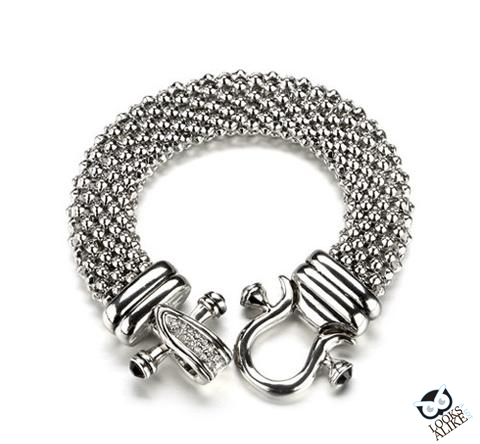 womans-mesh-buckle-bracelet