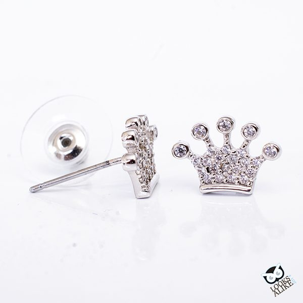 Princess Stud Earrings