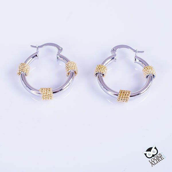 Stunning Hoop Earrings
