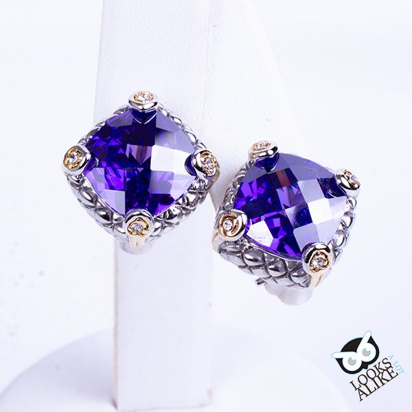 Stunning Colourful Earrings