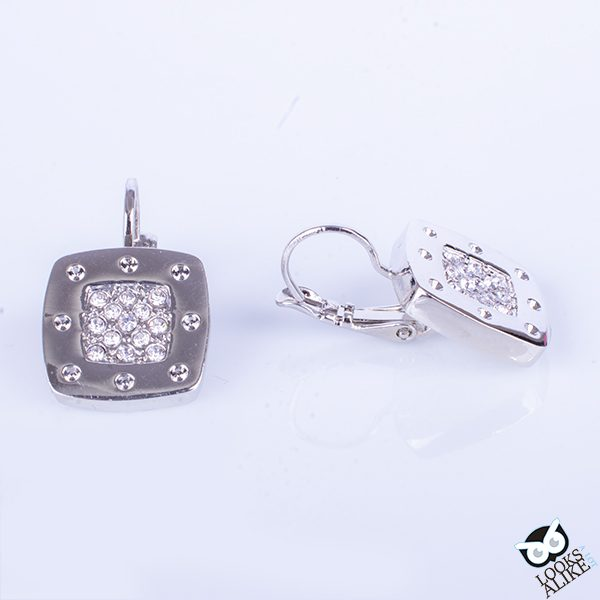 Stunning sparkly earrings