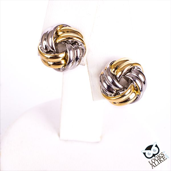 The Classic Knot Earring