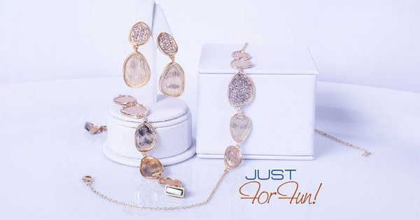 leaf jewelry - designer inspired