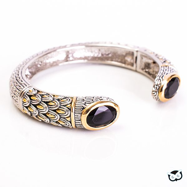 Black Sutra Bangle
